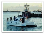 catamaran for hire in durban south africa
